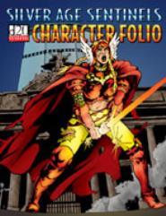 Character Folio d20