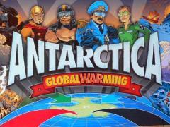 Antarctica - GlobalWARming