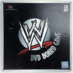 WWE DVD Board Game (1st Edition)