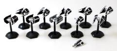 Double Squint Interceptors & Bent Wing Prototypes Collection #1
