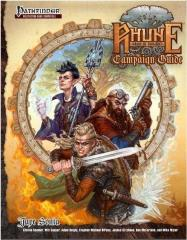 Rhune - Dawn of Twilight Campaign Guide (Pathfinder, 1st Edition)