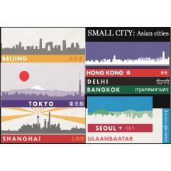 Around the World Pack - Asian Cities