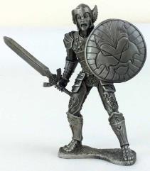 EverQuest Soldier