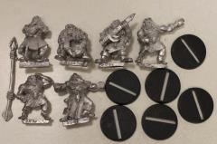 Barbarian Warmachine Crew #1