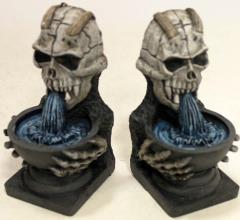 Skull Fountains #1