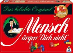 Mensch Argere Dich Nicht (Standard Edition, German Edition)