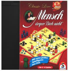 Mensch Argere Dich Nicht (Classic, German Edition)