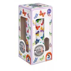 Puzzle Tower - Butterflies