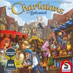 Charlatans de Belcastel, Les (French Edition)