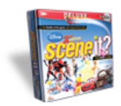 Scene It? - Disney (Deluxe 2nd Edition)