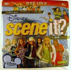 Scene It? - Disney Channel (Deluxe Edition)