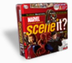 Scene It? - Marvel (Deluxe Edition)