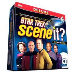 Scene It? - Star Trek (Deluxe Tin Edition)