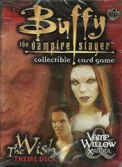 Class of '99 - The Wish, Vamp Willow & Xander Theme Deck