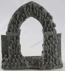 Skulls Archway #1
