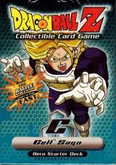 Cell Saga - Hero Starter Deck