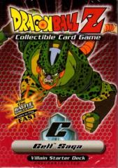 Cell Saga - Villain Starter Deck