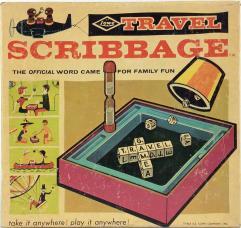 Scribbage (1965 Travel Edition)