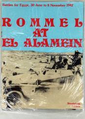 Rommel at El Alamein