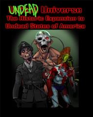 Undead Universe - The Historic Expansion to Undead States of America