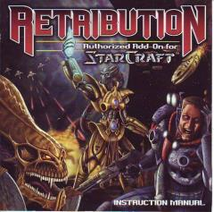 Retribution - Authorized Add-On for Starcraft