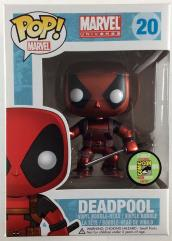 Deadpool (San Diego Comic Con Exclusive)