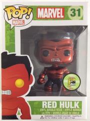 Red Hulk #31 (San Diego Comic Con Exclusive)