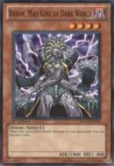 Brron - Mad King of Dark World (Common)