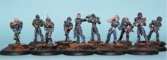 Hudad - Battle Squad