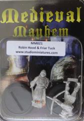 Robin Hood & Friar Tuck