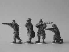 Afghan Tribesmen Firing