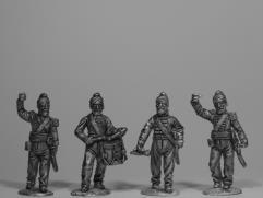 Infantry Command w/Patka