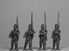 Infantry Marching w/Patka