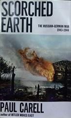Scorched Earth - The Russian-German Way 1943-44