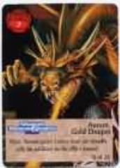 Aurum, Gold Dragon