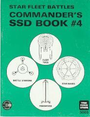 Commander's SSD Book #4