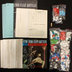 Star Fleet Battles Collection #10 - Base Game + Expansions 2 & 3!