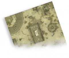 Playmat - Ancient City (3'x3')