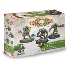 Ashral Orcs Elites - Brutes, Defenders, Rockthrowers
