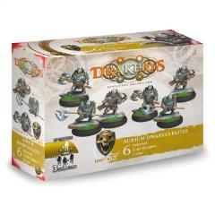 Aurium Dwarves Elites - Infernos, Gold Keepers, Lictor