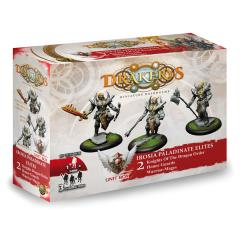 Irosia Paladinate Elites - Knights of the Dragon Order, Honor Guards, Warrior-Mages