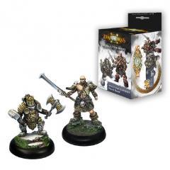 Mercenaries Heroes - Maus & Thorolf