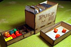 Pulp Alley Card & Accessory Storage