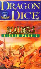 Kicker Pack #7 - Scalders (1st Edition) (Case - 12 Packs)