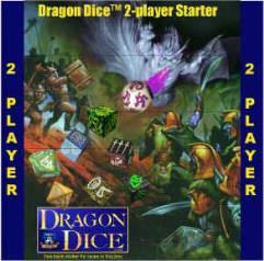 2-Player Starter Set - Coral Elf & Lava Elf