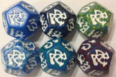 Blue Wyrm Set (6)