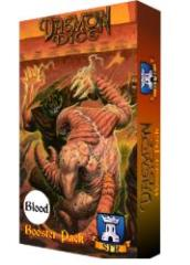 Daemon Dice Booster Pack - Blood (13)