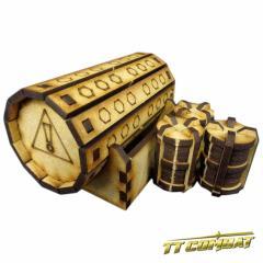 Drum Barrels