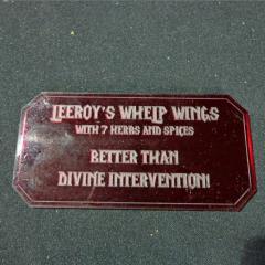 Sign C - Leeroy's Whelp Wings