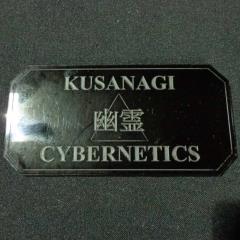 Sign D - Kusanagi Cybernetics